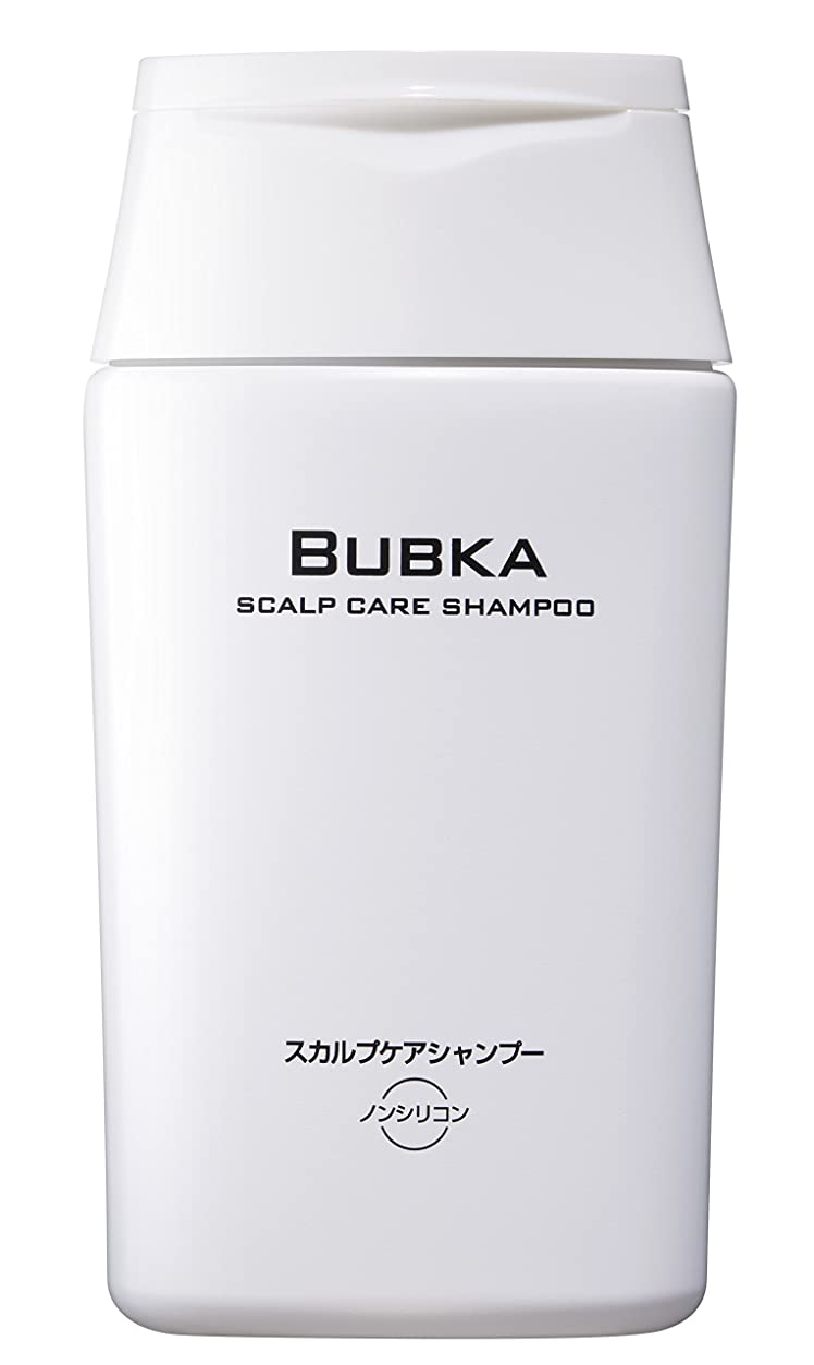 マチュピチュ懲らしめ系統的【 BUBKA ブブカ 】 NEW スカルプケア シャンプー 200ml (乳酸菌配合) (ノンシリコンシャンプー) (オールインワン)