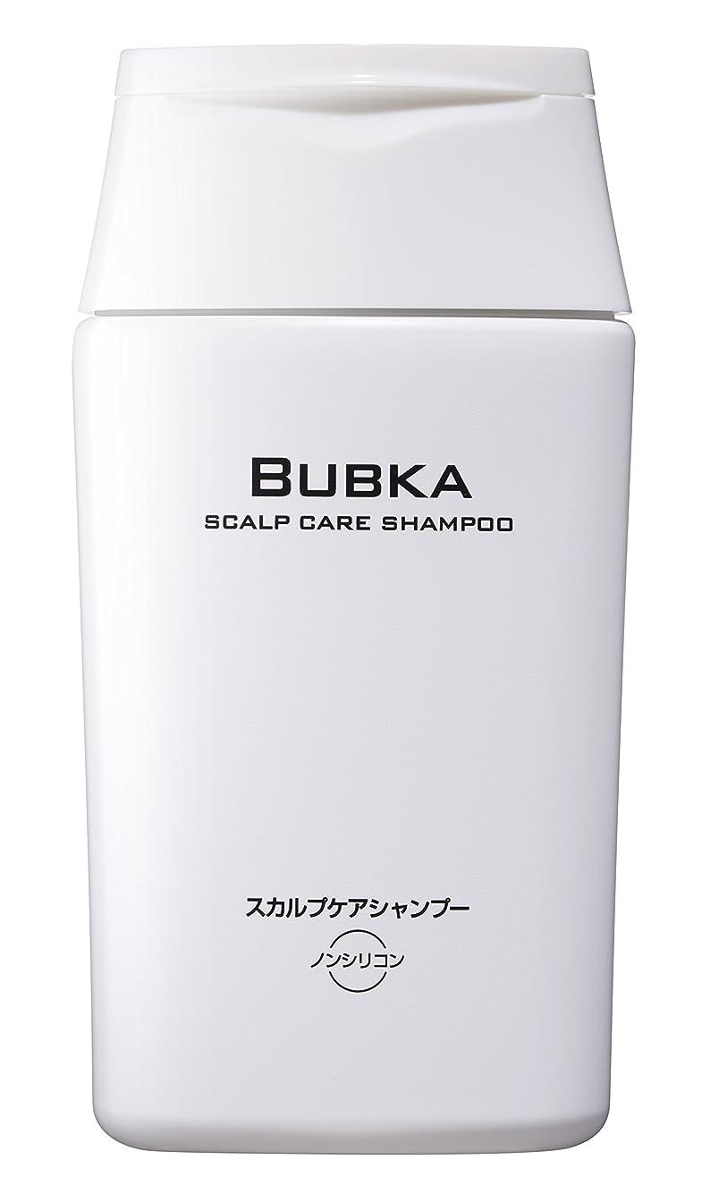 静かに地下鉄有毒な【 BUBKA ブブカ 】 NEW スカルプケア シャンプー 200ml (乳酸菌配合) (ノンシリコンシャンプー) (オールインワン)