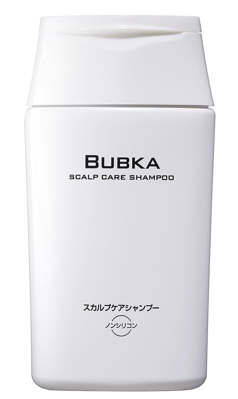 【 BUBKA ブブカ 】 NEW スカルプケア シャンプー 200ml (乳酸菌配合) (ノンシリコンシャンプー) (オールインワン)