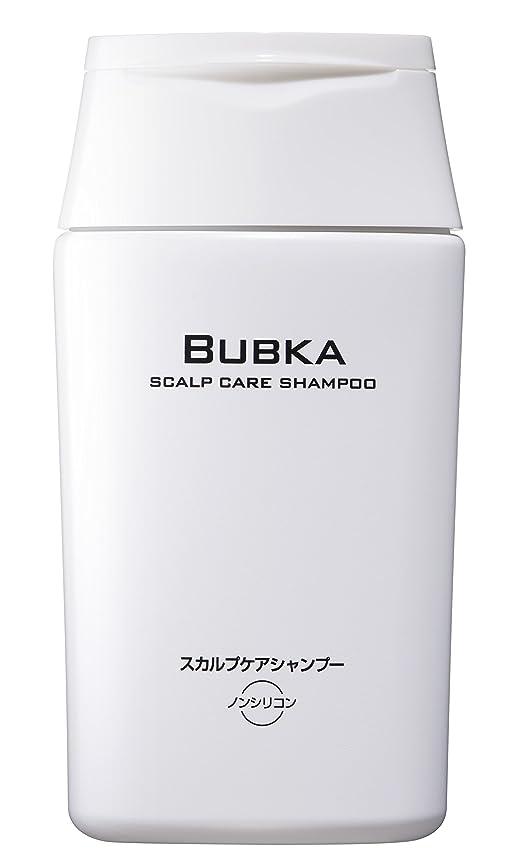 ヤングアンビエントバスト【 BUBKA ブブカ 】 NEW スカルプケア シャンプー 200ml (乳酸菌配合) (ノンシリコンシャンプー) (オールインワン)