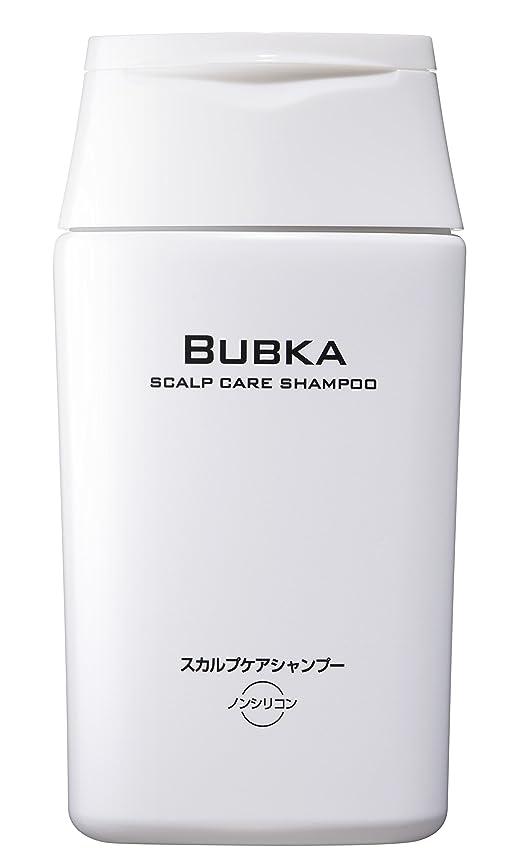 甘い最大の聞く【 BUBKA ブブカ 】 NEW スカルプケアシャンプー 200ml (乳酸菌配合) (ノンシリコンシャンプー) (オールインワン)