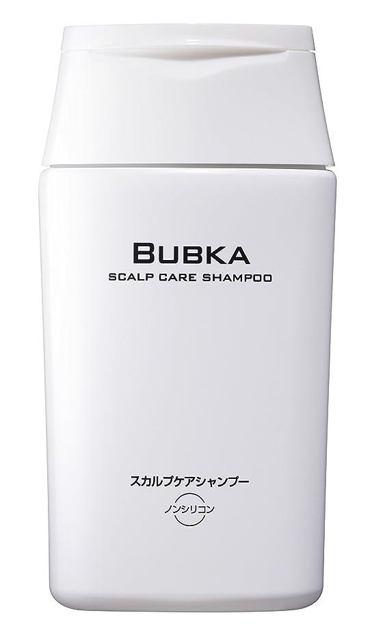 船形秀でるラケット【 BUBKA ブブカ 】 NEW スカルプケア シャンプー 200ml (乳酸菌配合) (ノンシリコンシャンプー) (オールインワン)