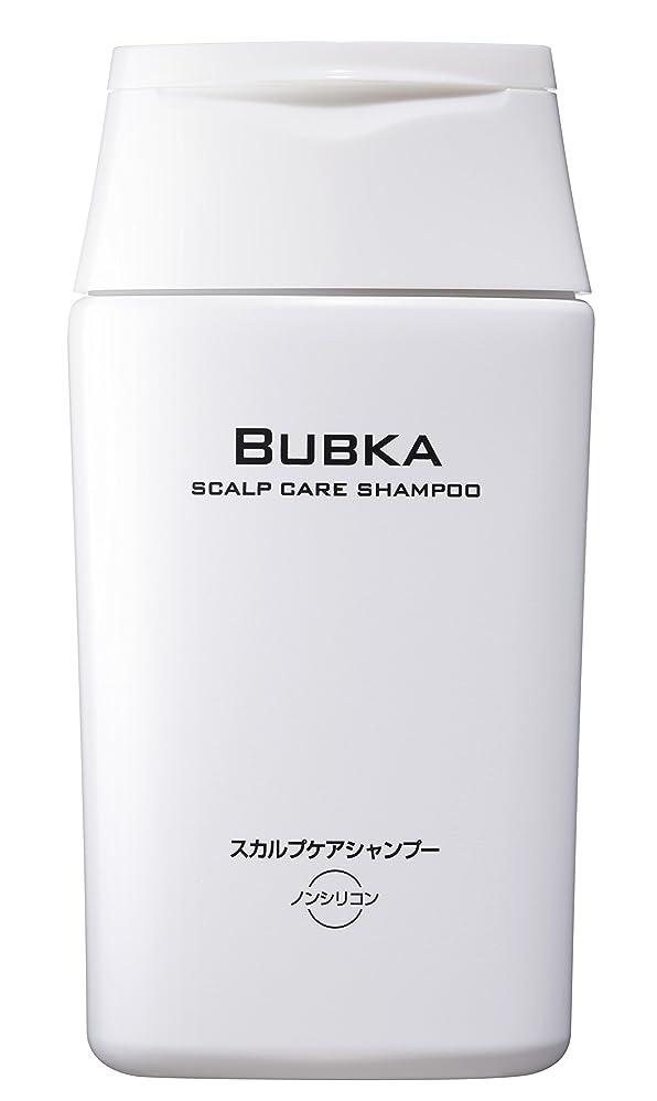 制約上げるカカドゥ【 BUBKA ブブカ 】 NEW スカルプケア シャンプー 200ml (乳酸菌配合) (ノンシリコンシャンプー) (オールインワン)