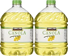 Kirkland Signature 100% Pure Canola Oil - 3 qt - 2 ct