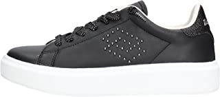 Lotto 212414 Sneakers con Lacci in Ecopelle da Donna