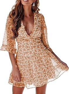 Asvivid Gonna Donna Casual Skirt Vestiti da Festa Abito da Cerimonia Donna Abito Formale Elegante Gonna Stretta Donna Vest...
