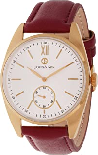 James and Son Casual Watch For Women, JAS10091-806