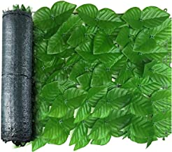 Kunstmatige Privacy Fence Screen Faux Ivy Leaf Screening Hedge Fit For Outdoor Indoor Decor Garden Backyard Patio Decorati...