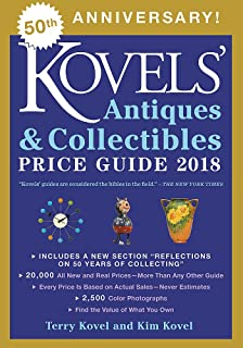 Kovels' Antiques and Collectibles Price Guide 2018