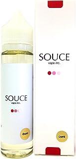 SOUCE (ソース) 60ml リキッド 果物 海外 電子タバコ (Super Juicy Pomelo & Mellowed Passionfruit(ゆずマンゴー)60ml)