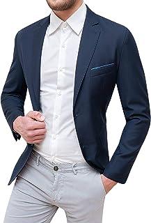 new concept 19a60 8394b Amazon.it: giacca uomo elegante - Giacche e cappotti / Uomo ...