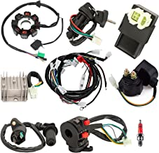 Complete Wiring Harness Kit Electrics ATV Wire Harness...