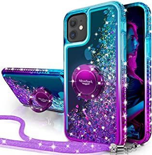 holographic glitter phone case