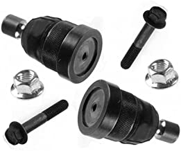 Detroit Axle - Both (2) Front Lower Ball Joint Pair - 2001 2002 2003 2004 2005 2006 2007 2008 2009 2010 2011 2012 Ford Escape - [01-11 Mazda Tribute] - 05-11 Mercury Mariner