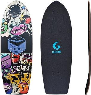 Glutier Surfskate Deck Tabla Surf Skate Mix2 29...