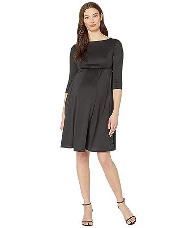 Tiffany Rose Sienna Maternity Dress (Black) Women