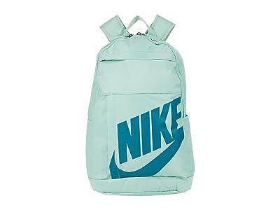 Nike Elemental Backpack 2.0 (Emerald Green/Emerald Green/Geode Teal) Backpack Bags