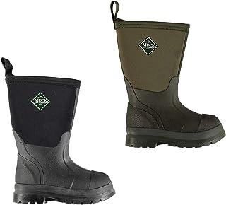 Official Brand Muck Boot Chore Wellington Boots Childs Boys Wellies Gum Boots Waterproof