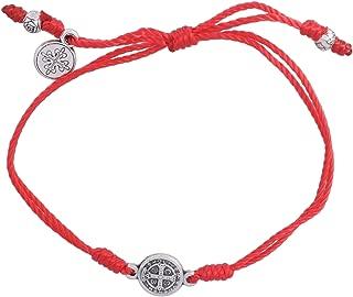 My Saint My Hero Inspirational Breathe Bracelet, Adjustable