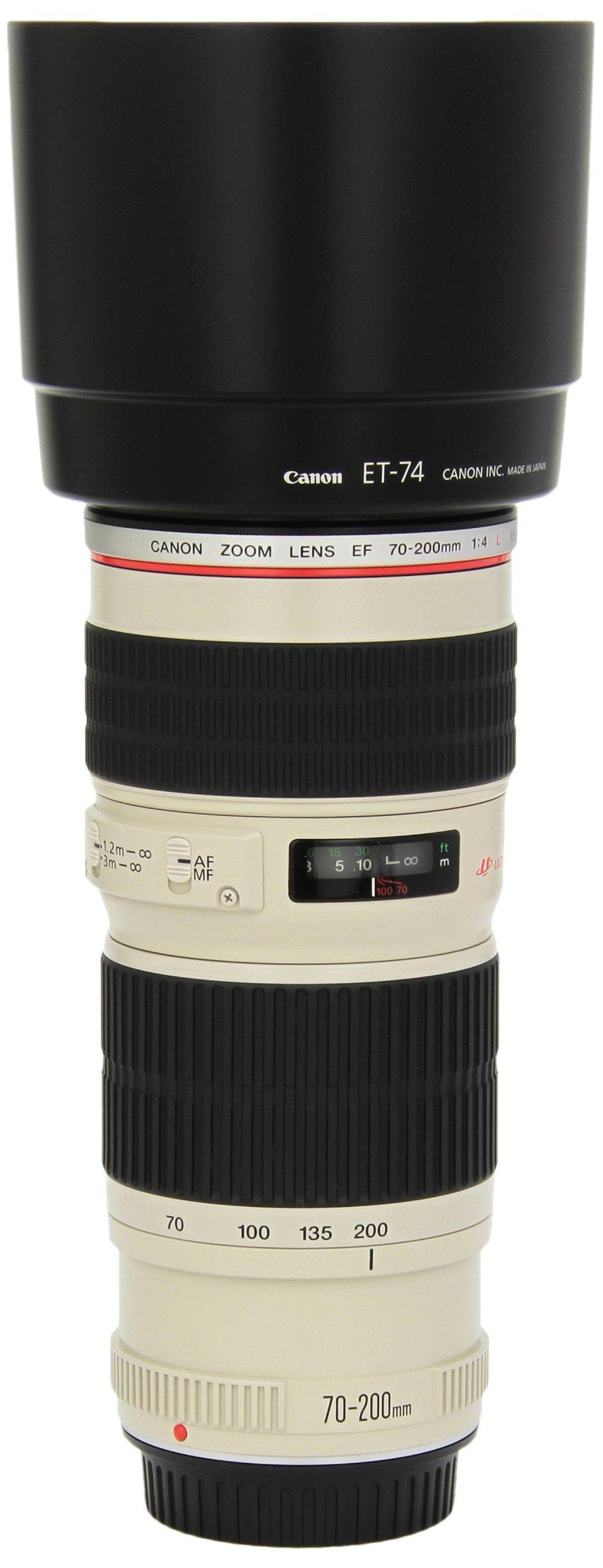Canon 70 200mm Telephoto Zoom Cameras