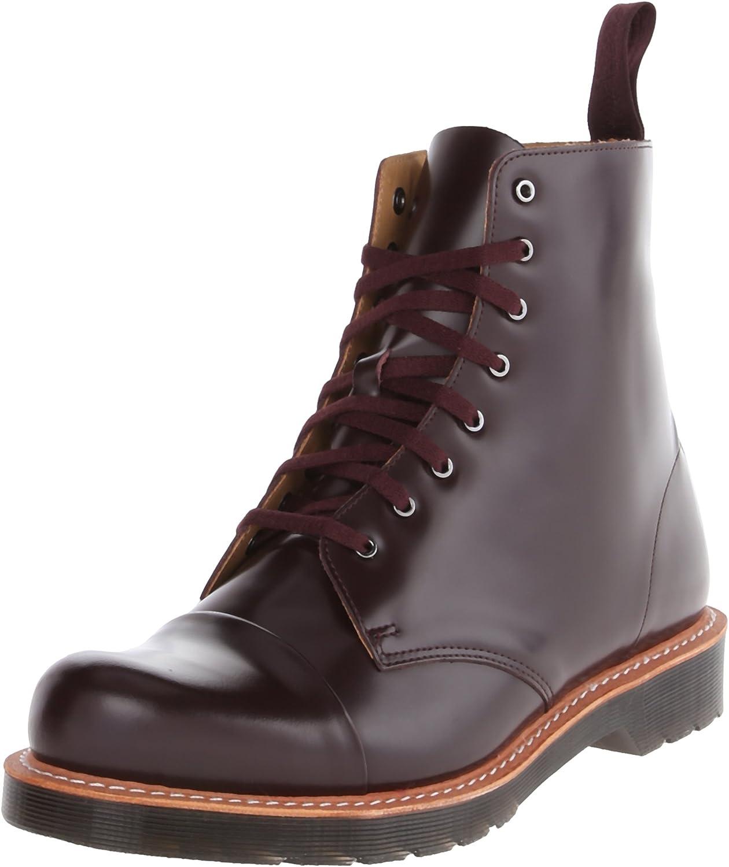 Dr. Martens Men's Charlton 8 Eye Toe Cap Boot