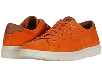 Rockport Total Motion Lite Lace To Toe LTD (Exuberence Orange) Men