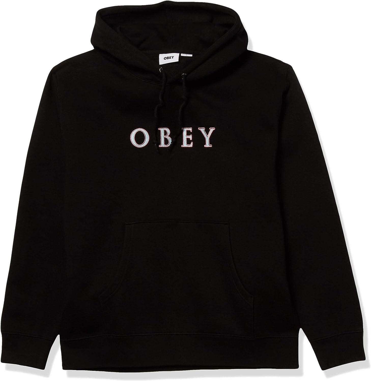 Obey Mens Curtis Hood