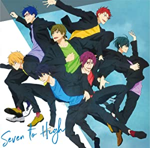 Free! -Dive to the Future- DVD