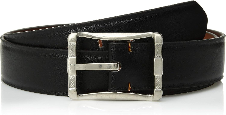 Stacy Adams Men's Fairmount 40mm Reverisble Belt