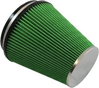 Green Filter 2382 Green High Performance Universal Cone Air Filter