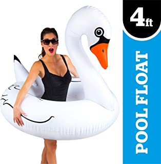 BigMouth Inc. Giant White Swan Pool Float