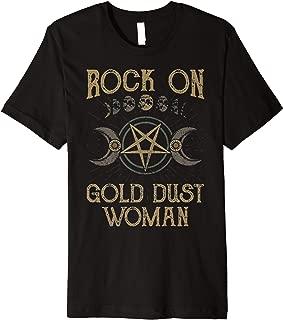 Best rock on gold dust woman Reviews