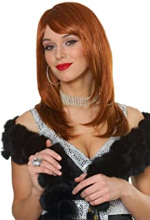 Costume Culture Women's Sharon Wig
