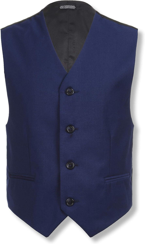 Calvin Excellent Great interest Klein Boys' Suit Formal Vest