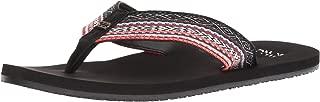 Women's Baja Sandals Black 8