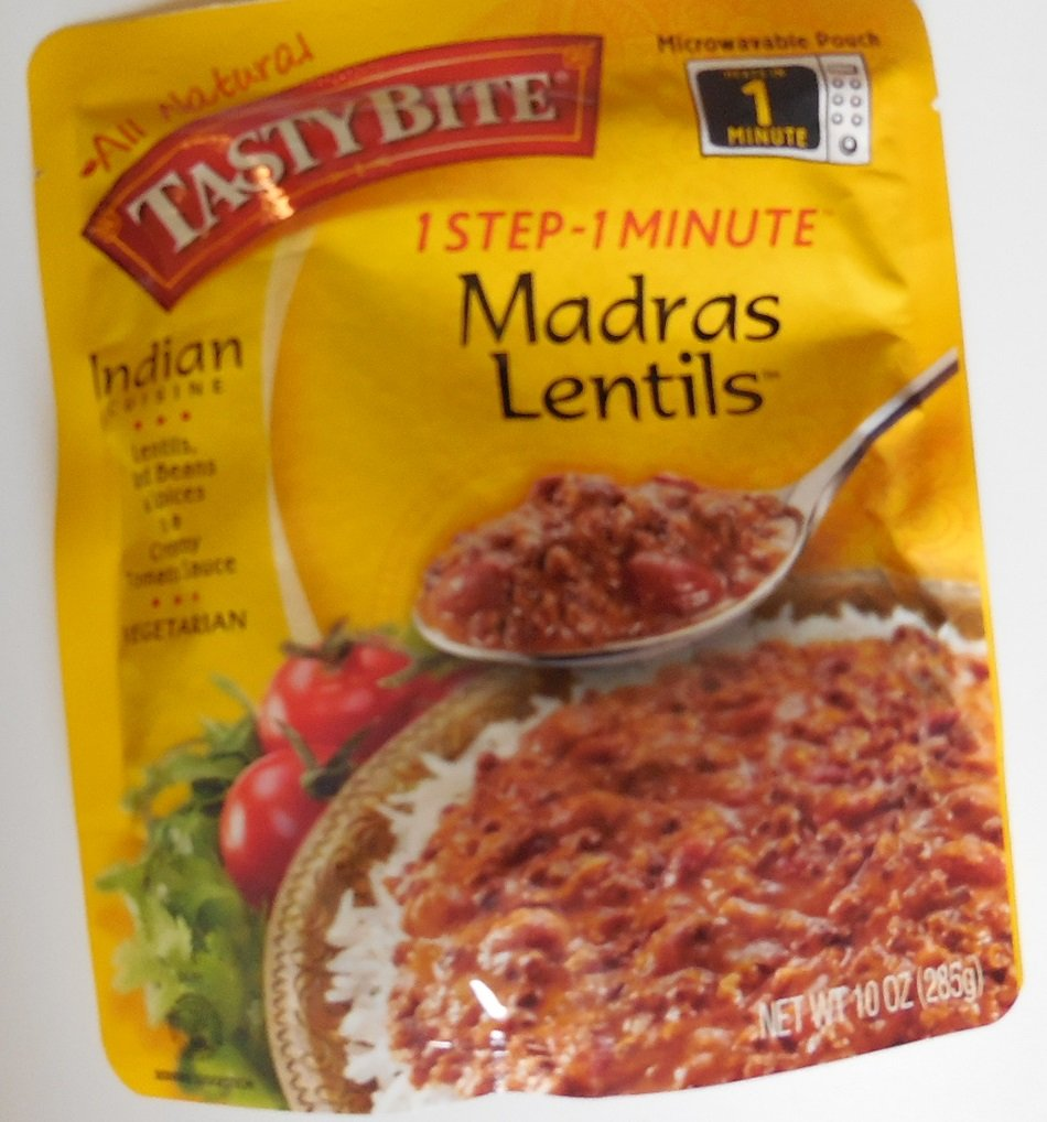 Tasty Bite Max 64% OFF Entree Lentil Madras favorite