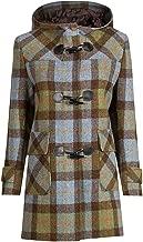 harris tweed duffle coat