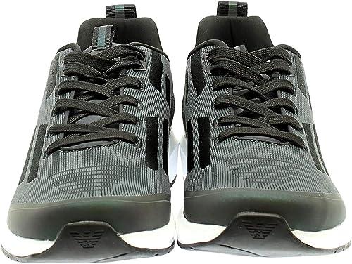 Ea7 Ea7 X8X031 Chaussures de Tennis Homme 8  le prix le plus bas
