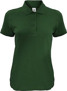 B&C Women's Safran Timeless Polo Shirt