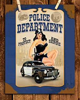 Police Department-