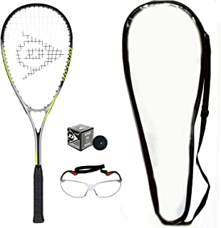 Python Racquetball Deluxe Squash Starter Kit Series (Set) (Pack) ($59 - $160 Value)