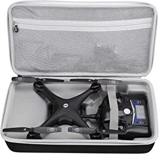 Aproca Hard Protective Travel Case for with Holy Stone HS110D FPV RC Drone Quadcopter