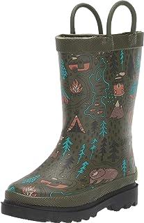Western Chief Kids Boy's Wild Adventure Rain Boot (Toddler/Little Kid)