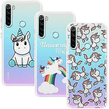 Cover Gel Trasparente Per Xiaomi Mi Note 10 Lite Disegno Panda Disegni