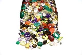 250+ Carats Loose Mixed Gems Wholesale Lot. Natural Faceted Semi Precious Gemstones. KantaIncorporation Loose Gemstone