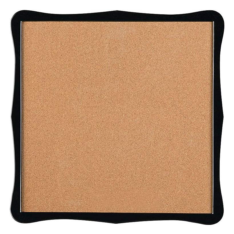 Quartet Corkboard, Framed Bulletin Board, 14