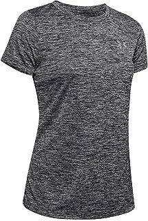 Under Armour Women's Tech Ssc - Twist-Blk T-Shirt