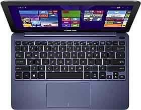 Asus X205TA-UH01-BK Notebook, Intel Z3735F Quad-Core, 1.33 GHz, 32 GB, Intel HD Graphics, Windows 8, Dark Blue, 11.6