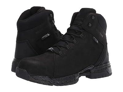 Wolverine 6 I-90 Rush CarbonMAX Boot (Black) Men
