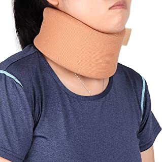 Benkeg Foam Cervical Collar Neck Brace for Neck Pain Relief Recovery